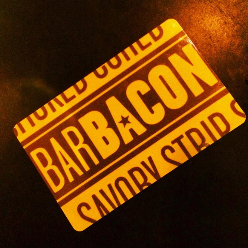 Bar Bacon NYC