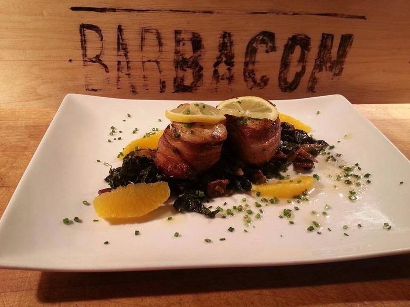 Bar Bacon NYC