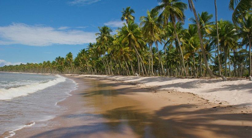 Praia da Cueira - Bahia