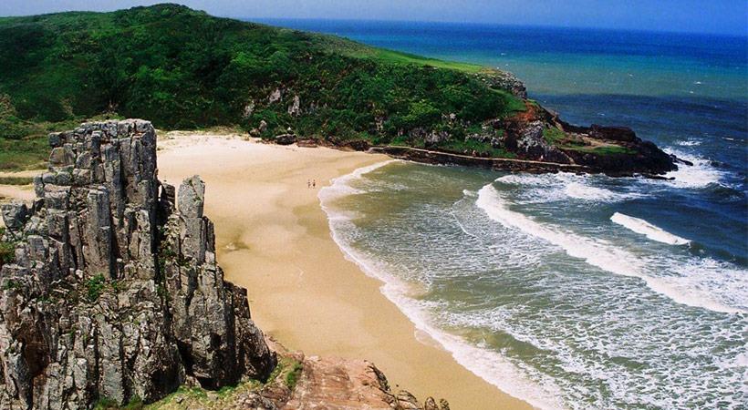 Praia da Guarita