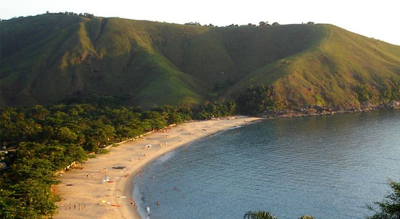 Praia do Toque Toque Grande