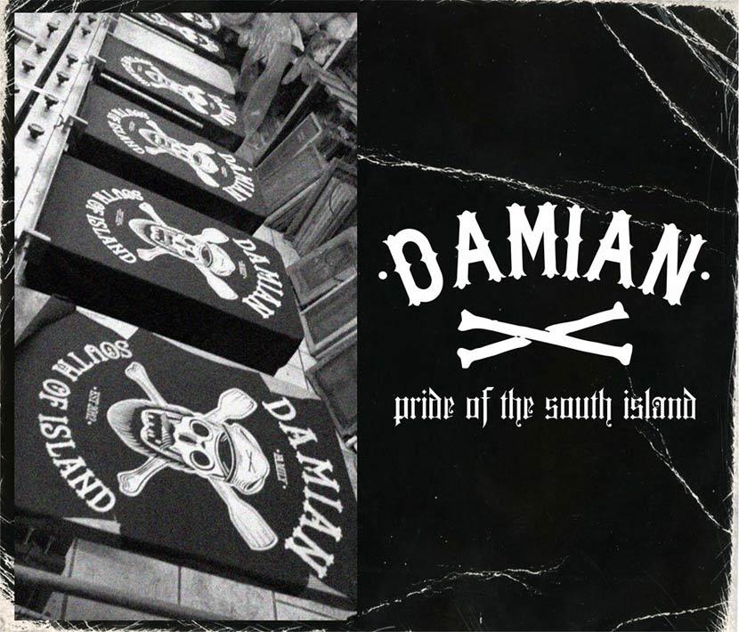 Camiseta Damian