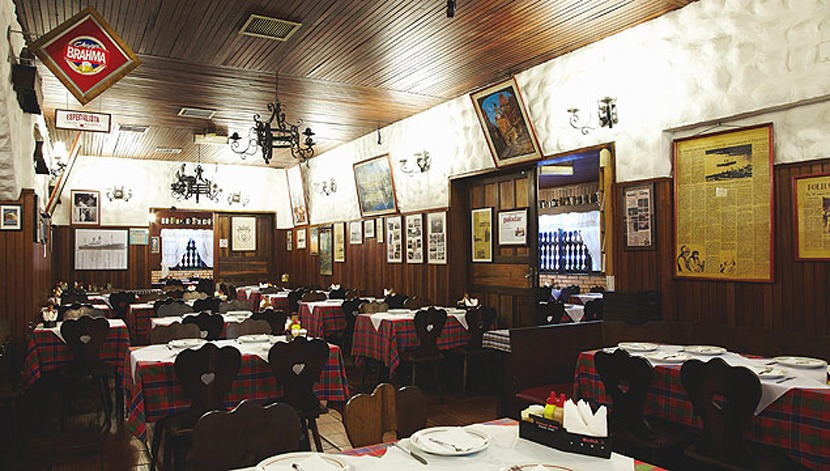 Eisbein Restaurante Alemão