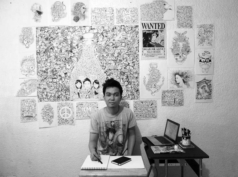 Kerby Rosanes Artista