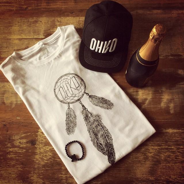 Camiseta Ohko