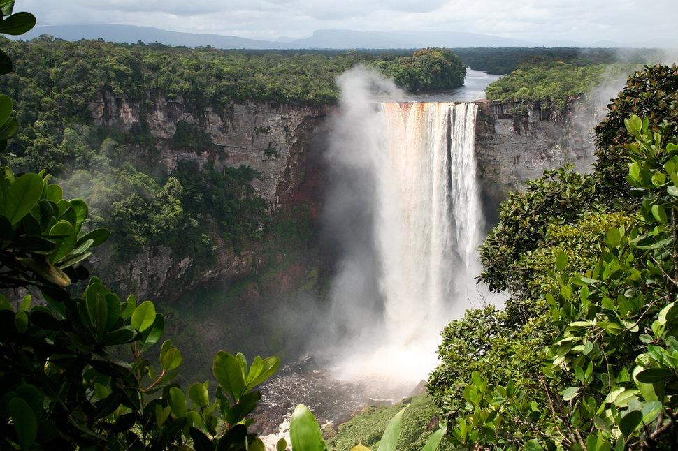 Kaieteur-Falls