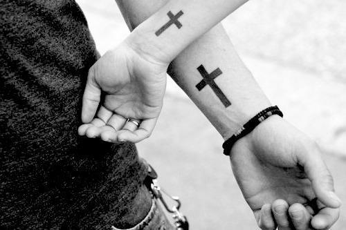 Tatuagem Casal Moderna