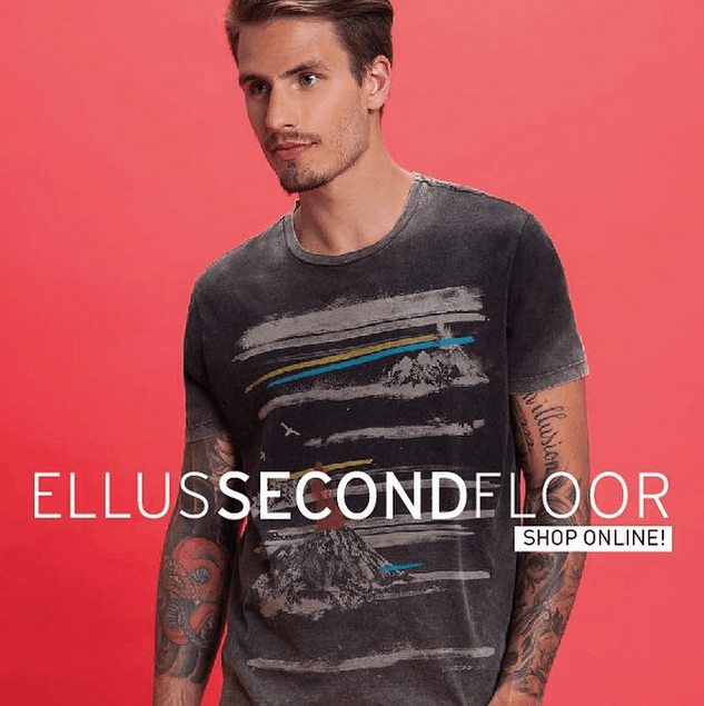 Ellus Second Floor Comprar