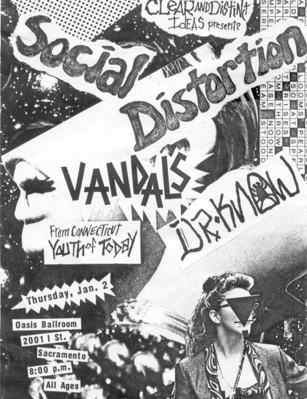 vandals-cartaz-show