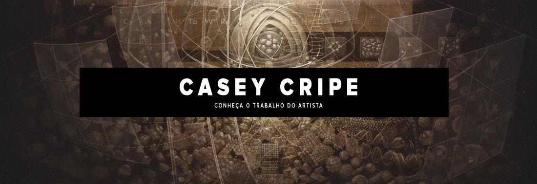 Conheça o trabalho do artista-cientista Casey Cripe
