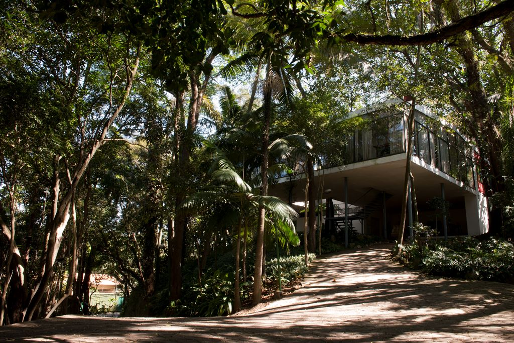 Casa de Vidro Lina Bo Bardi