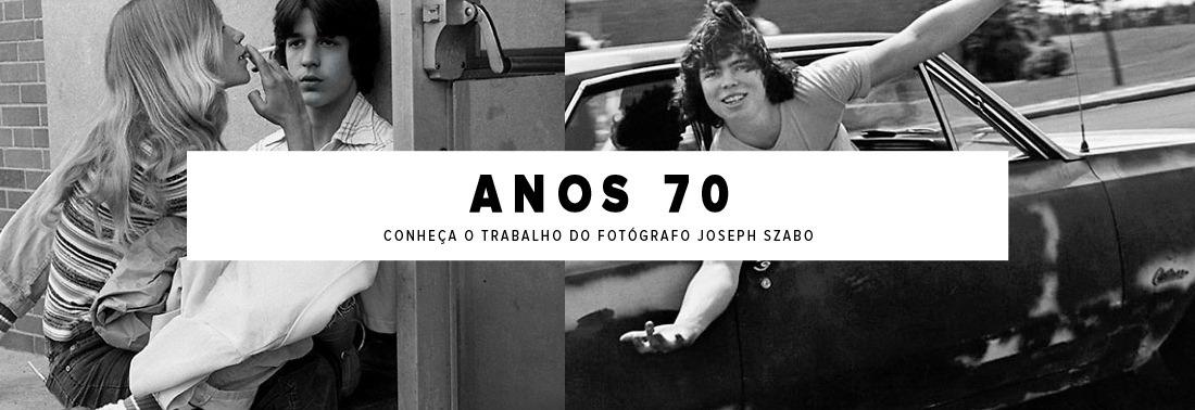 Joseph Szabo, o fotógrafo por trás de Priscilla!