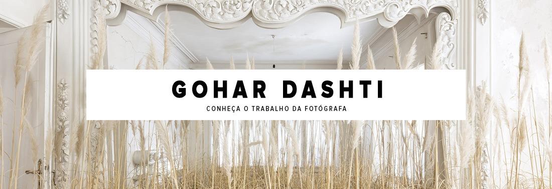 Casas abandonadas e o poder da Natureza. Conheça a fotógrafa Gohar Dashti!