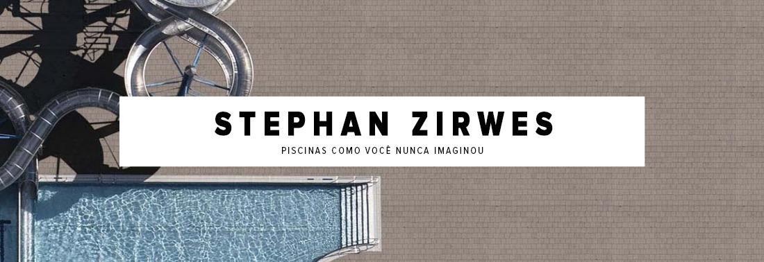 Piscinas sob o olhar abstrato de Stephan Zirwes