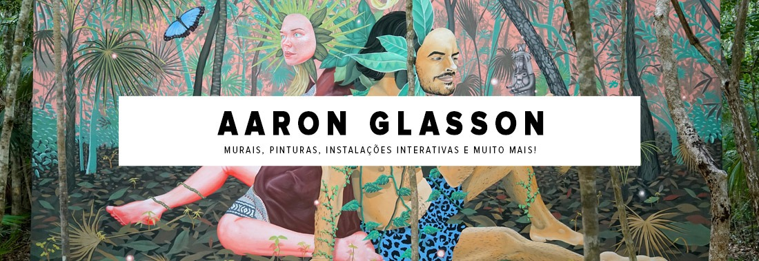 Instagram da semana: Aaron Glasson