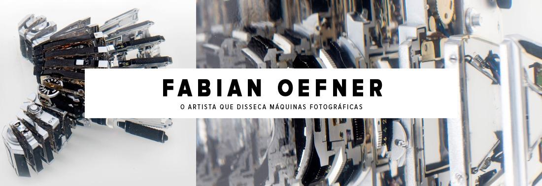 Câmeras fotográficas analógicas dissecadas na arte de Fabian Oefner.