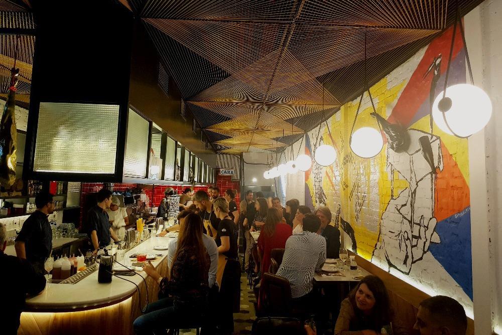 NIT Bar de Tapas - salão