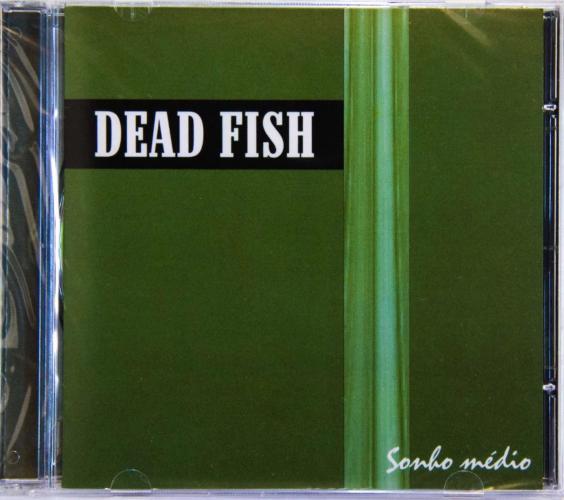 Capa do álbum Sonho Médio do Dead Fish.