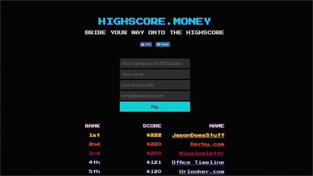 negocios inusitados highscore.money_