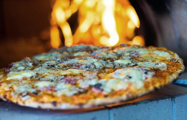 Pizzaria Nova Zi Consolação, perto do Centro de SP