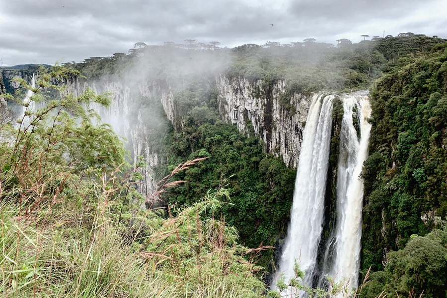 Canyons de Santa Catarina - Itaimbezinho - Trilha de Vértice