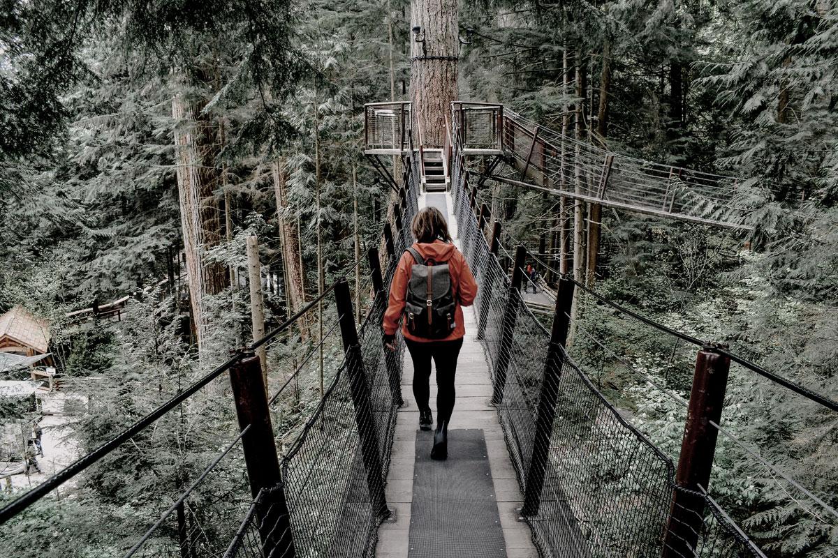 Capilano Bridge - Preço dos Ingressos