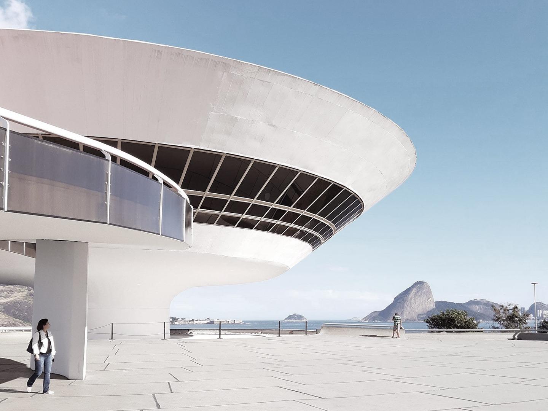 MAC Niteroi Niemeyer 1