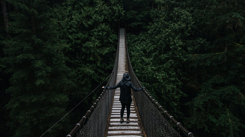 Lynn Canyon Park, North Vancouver