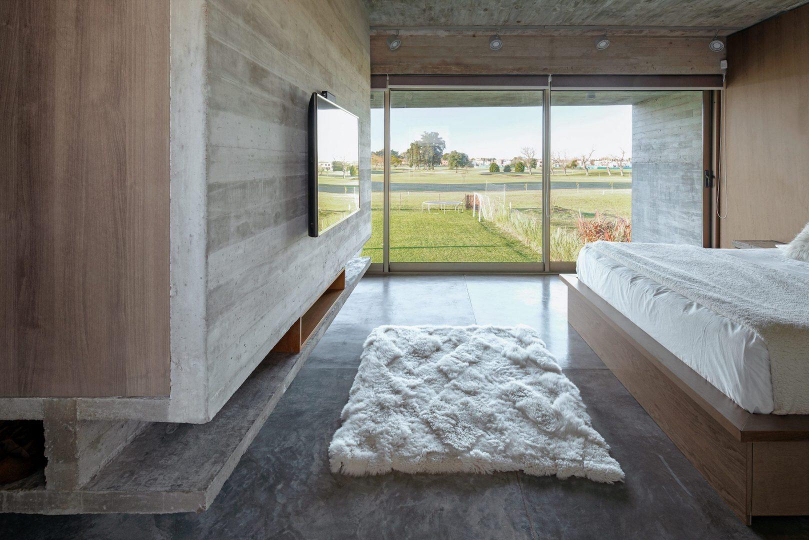 Casa Escolbar, do arquiteto Luciano Kruk